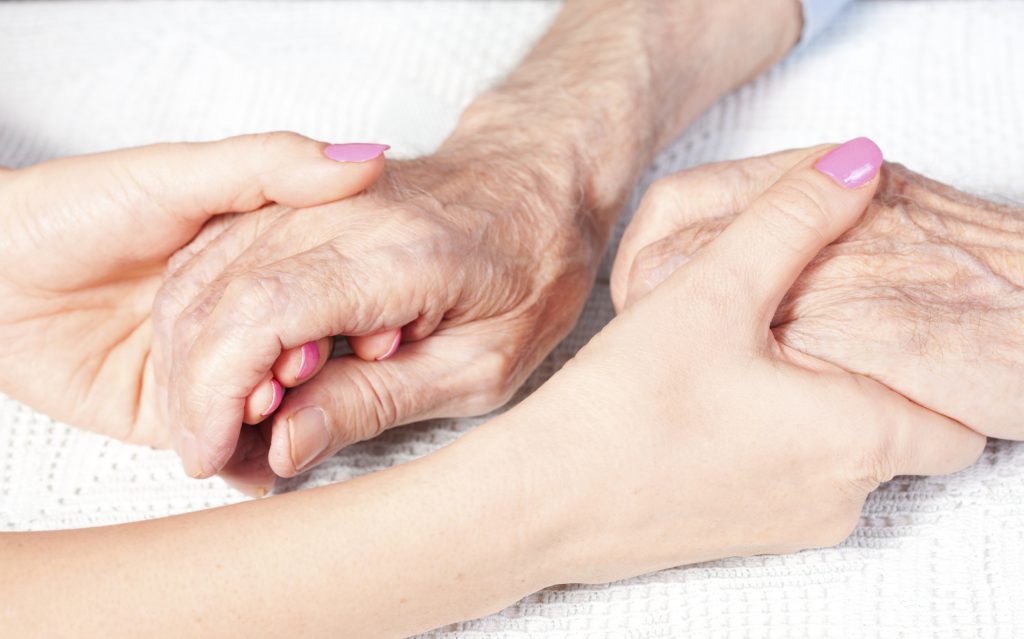 care at home about elderly